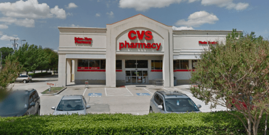 CVS Pharmacy in Plano Texas
