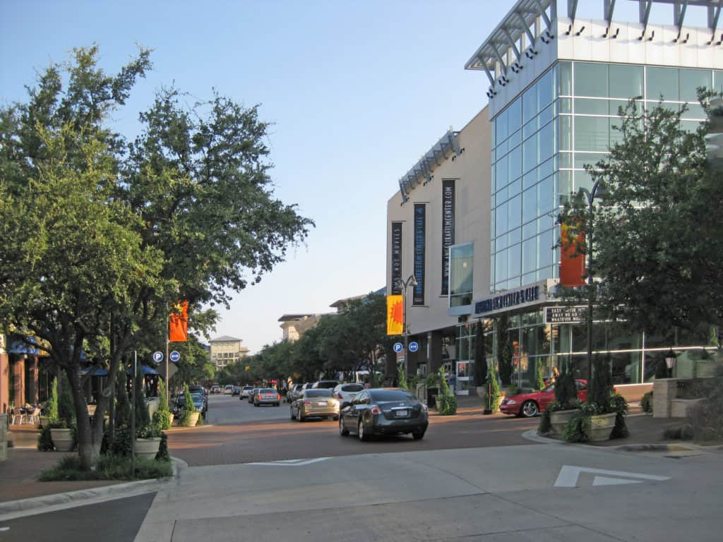 Plano Downtown